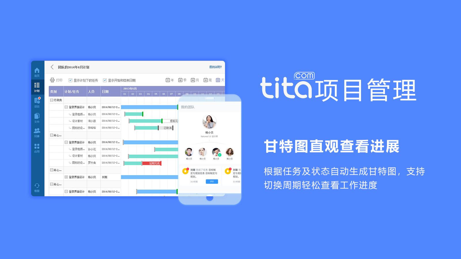 Tita   优秀的项目经理如何管理项目