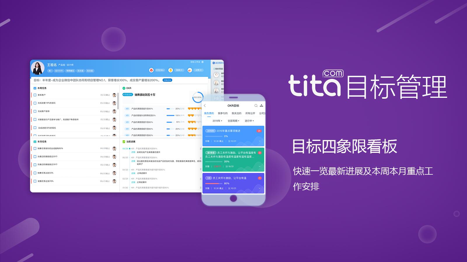 Tita | 人员规模突破百人,数据化管理思维如何帮助企业成功飞跃