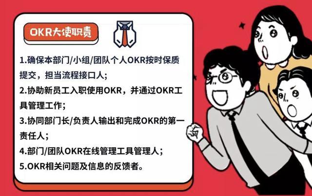 Tita | 公司在推广实施OKR目标管理五要点