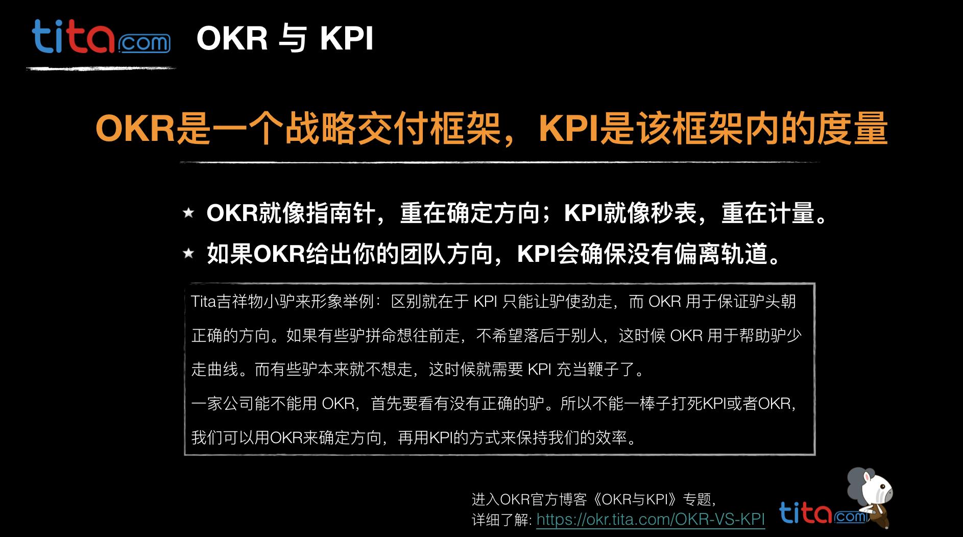 如何从传统的KPI(关键绩效指标)系统过渡到 OKR