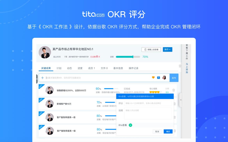 OKR问答:如何对OKR进行评价打分,OKR评价打分和OKR考核一样吗?