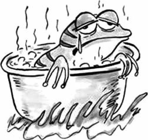 项目管理小心温水煮青蛙