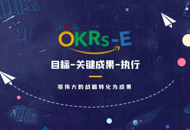 一篇讲透OKR管理—目标管理+关键结果,建议保存收藏