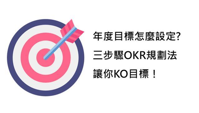 个人年度目标怎么设定?三步骤 OKR 规划法让你 KO 目标