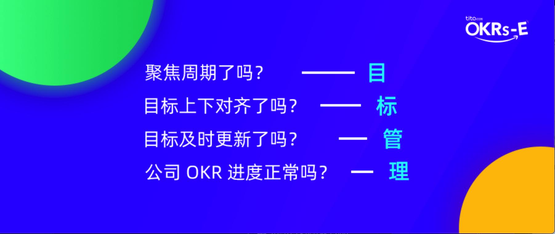 成功实施OKR的6个要求
