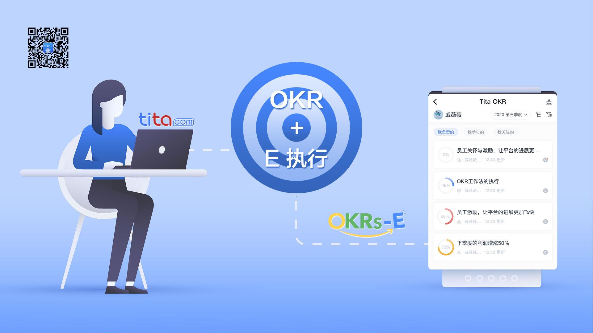 OKR 和 KPI 共存的实战案例